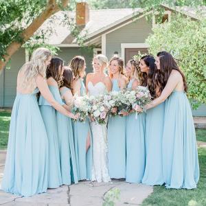 lush green arizona farm wedding – caitlin & marco