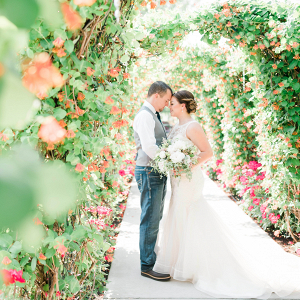 Let's Bee Together - romantic garden wedding – amanda & brad