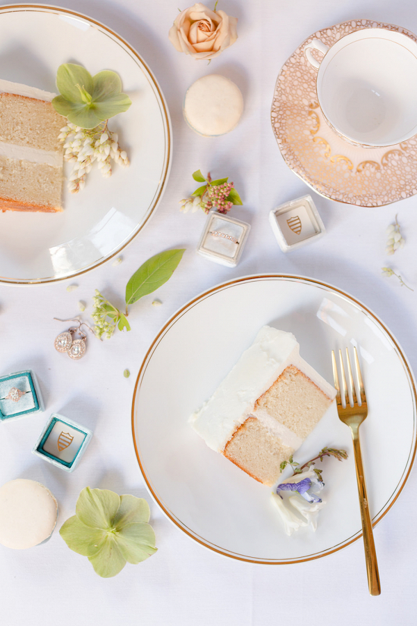 Tea Time at Sentinel Hotel Styled Shoot