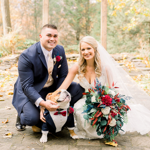 Let's Bee Together - vibrant fall wedding – ashley & jonathan
