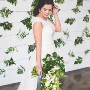 fern-bridal-bouquet
