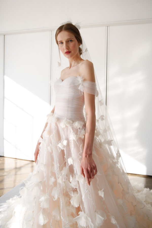 Marchesa Spring 2017 Bridal Trends