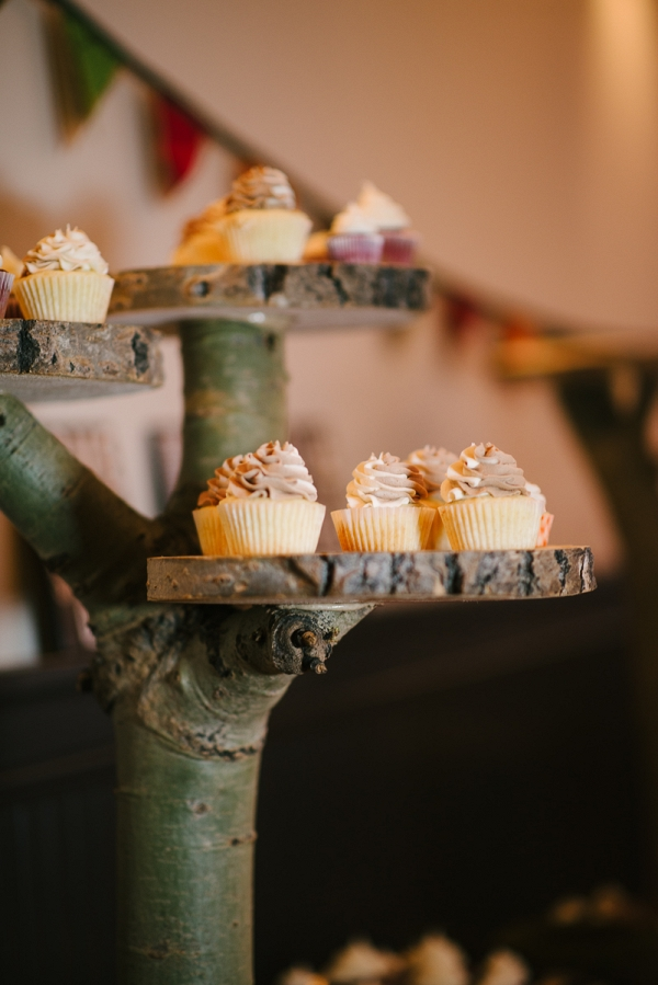 Tree Branch Cupcake Stand