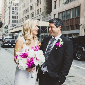Classic New York City Loft Wedding by Amber Gress Photography