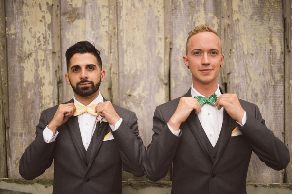 Dapper Wedding at Historic Knowlton Mansion