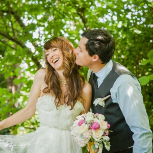 Cooking School Wedding in Seattle by Jenny Storment Photography