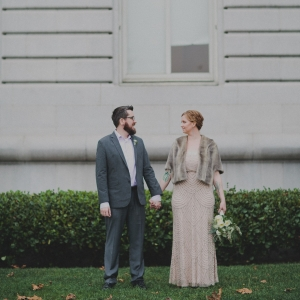 Stylish San Francisco City Hall Elopement