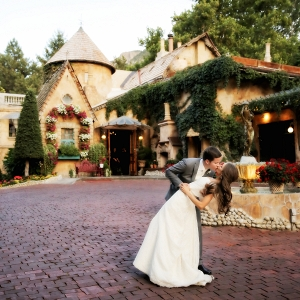 Wedding at La Caille Restaurant in Utah