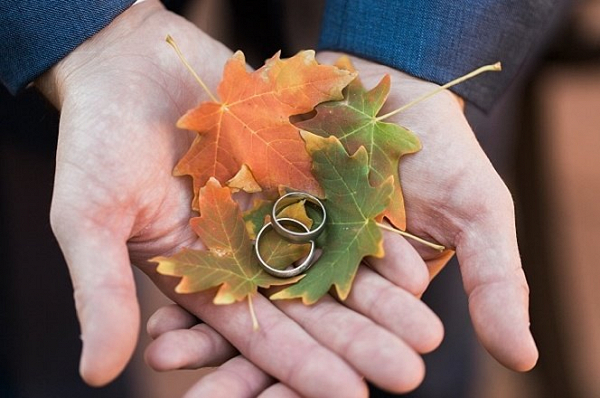 Fall ring shot