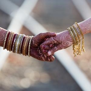 Henna Hand-Holding