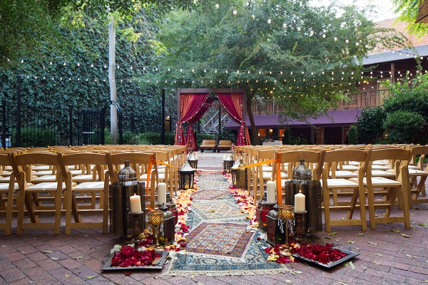 Indian Wedding Ceremony Site