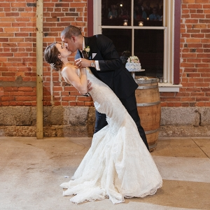 Ohio Winery Wedding