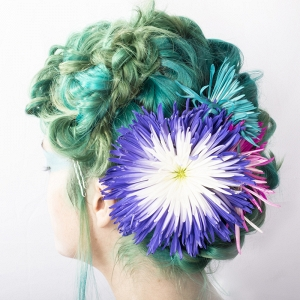 Halloween Costume and Bridal Hair Inspiration