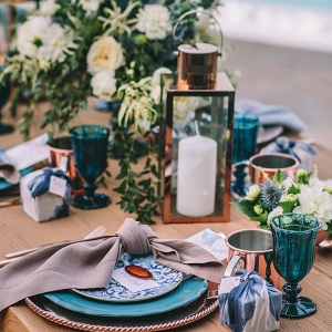 mykonos-copper-and-gold-wedding-inspiration