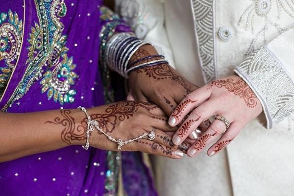 Henna for brides
