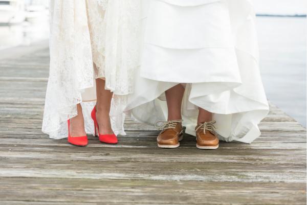 Brides Shoes Shot