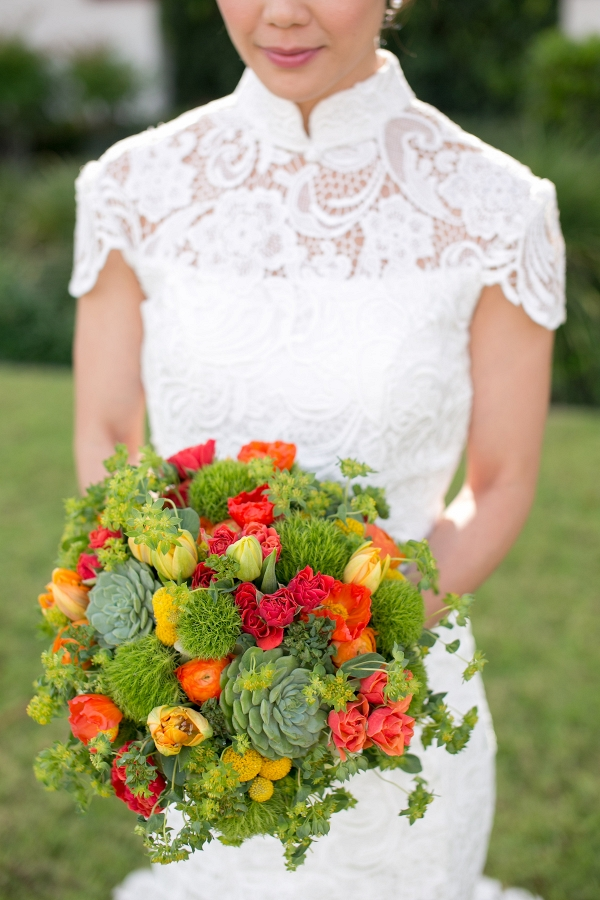 Bouquet Shot