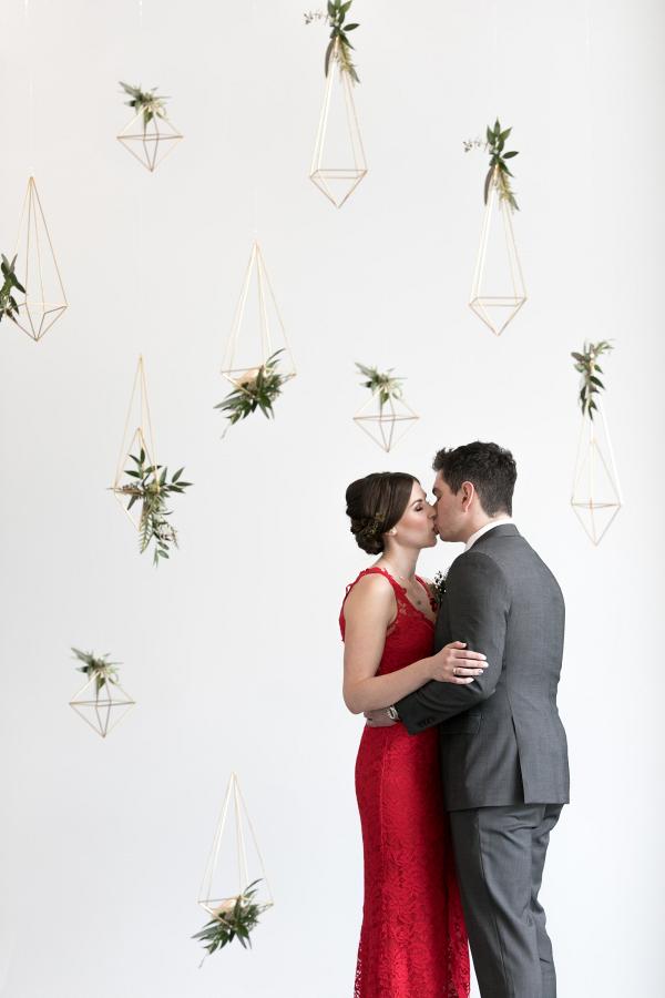 Industrial wedding inspiration