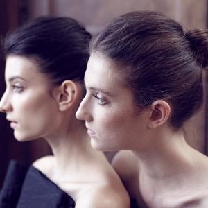 Textured Ballerina Bun Updo Hairstyle Tutorial