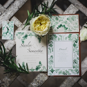 greenery-wedding-invitation-suite