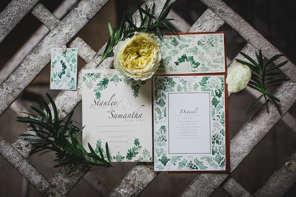 greenery-wedding-invitation-suite