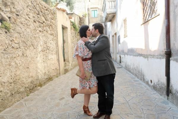 Ravello Amalfi Coast Honeymoon in Italy