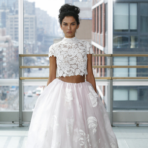 Gracy Accad wedding dress