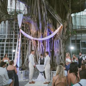 Banyan tree ceremony