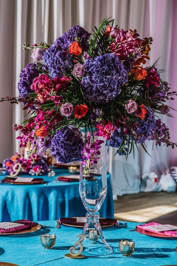 Miraculous Purple Orange Turquoise Moroccan Wedding Aisle Society Home Interior And Landscaping Synyenasavecom