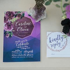 Colorado Same Sex Boho Wedding Inspiration on Mountainside Bride