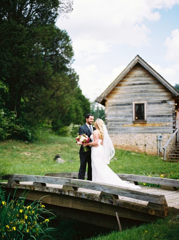 Wedding Portraits at Pure Water Farm