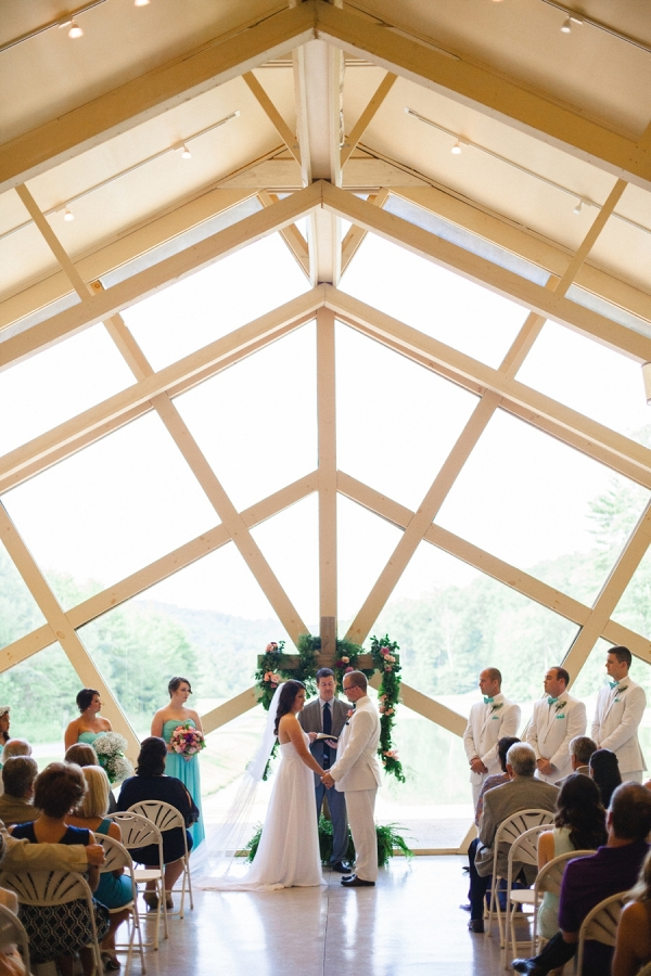 Mountain Wedding Venue at Butterfly Gap in Maryville Tennessee