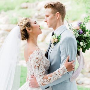 Southern charm wedding inspiration in the Utah mountains