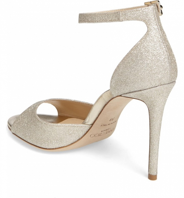 Jimmy Choo Annie Ankle Strap Sandals