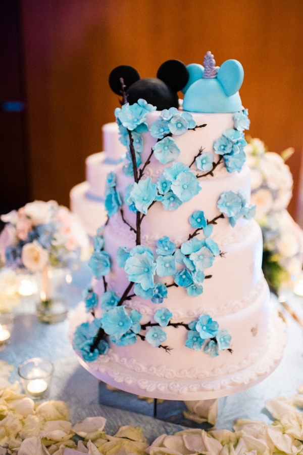 Disney Wedding at Four Seasons Silicon Valley - Aisle Society 3f99769867b