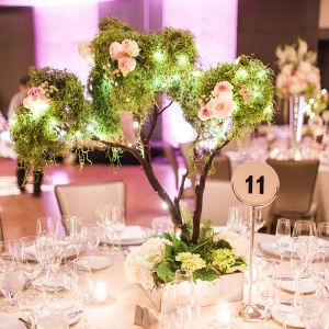Fairy tale wedding decor