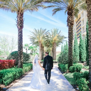 Four Seasons Resort at Walt Disney World wedding