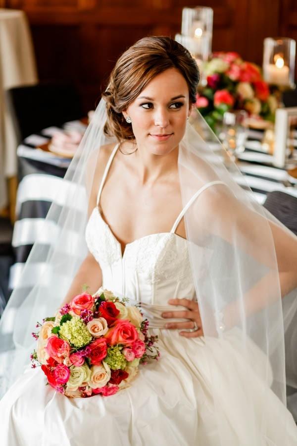 Preppy bride