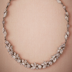 bhldn  Nerea Swarovski Crystal Necklace