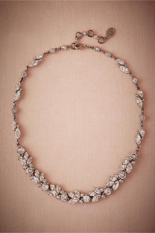 bhldn  Nerea Swarovski Crystal Necklace