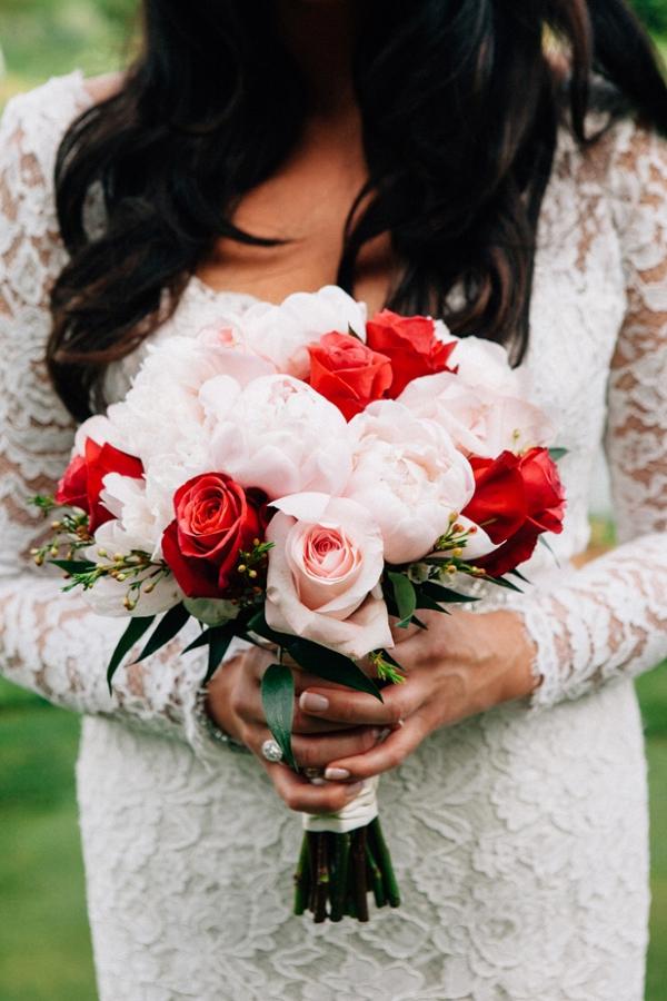 Classic wedding bouquet