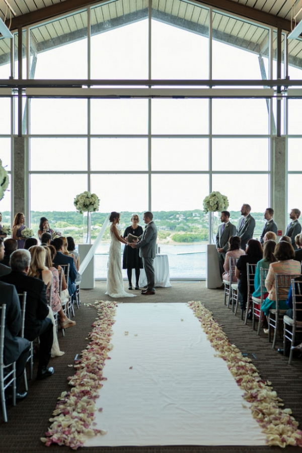 Lakeway Resort wedding