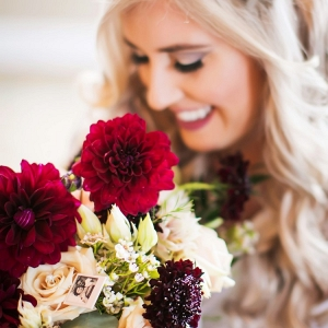 Bouquet charm