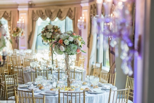 castle wedding decorations stunning teal indian wedding at oheka castle aisle society 2497