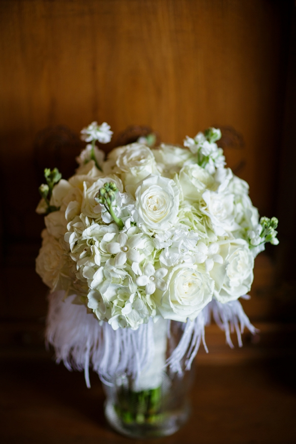 Vintage looking bouquet