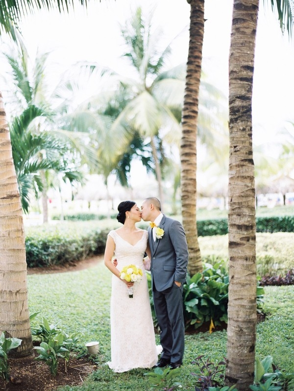 Ethereal Wedding at Iberostar Rose Hall Suites - Aisle Society
