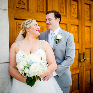 Nashville wedding couple
