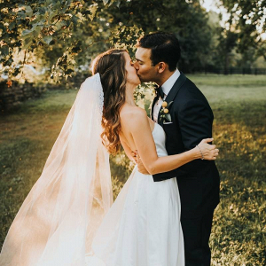 Nashville wedding portrait