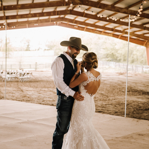Classic Tennessee barn wedding