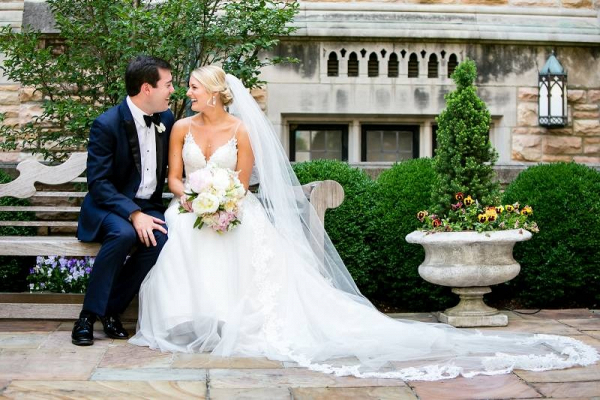 Nashville wedding portrait